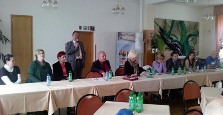 Putování kandidátky do EP...- Karlovy Vary, Opava, Ostrava