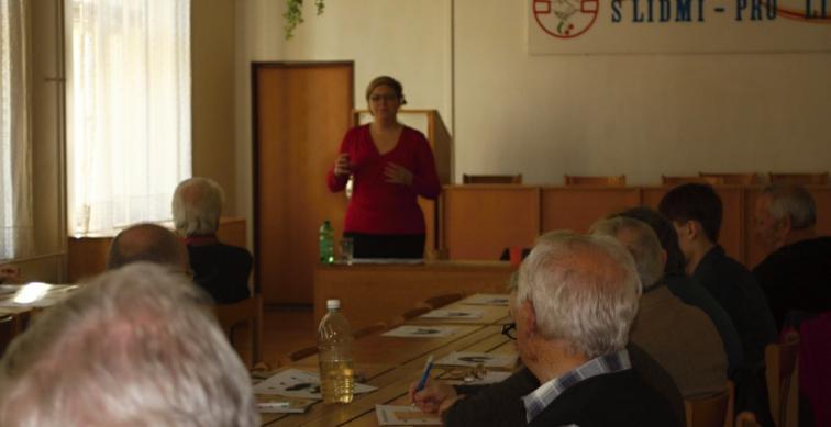 Diskusní čtvrtek v Brně-22.3.2014