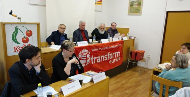 Brněnský odborný seminář řešil téma Socialismus, nebo barbarství?