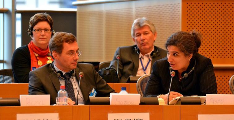 VEŘEJNÉ SLYŠENÍ - Galileo - v Evropském parlamentu