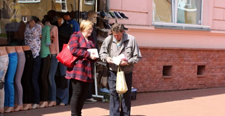 Návštěva Blanska - kontaktní kampaň
