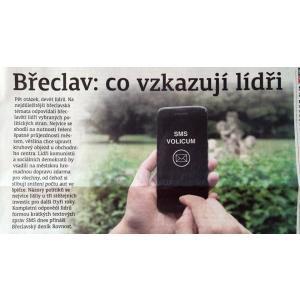 Břeclavský deník - rovnost