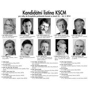 Dagmar Švendová - 9. místo kandidátky KSČM